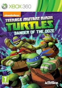 Teenage Mutant Ninja Turtles: Danger of the Ooze – XBox 360