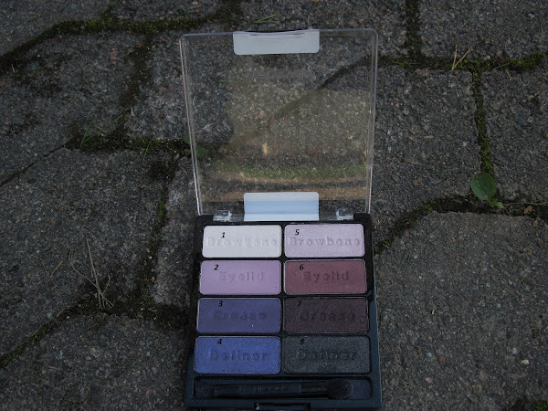 Wet n Wild Petal Pusher Palette