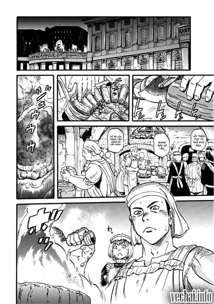 Gate – Jietai Kare no Chi nite, Kaku Tatakeri chap 41 Trang 23 - Mangak.info