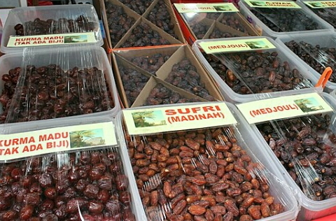 Supporting  Palestine, Indonesia Exempts  Dates and Olive Import Duty