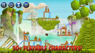 Angry Bird Star War 2 apk