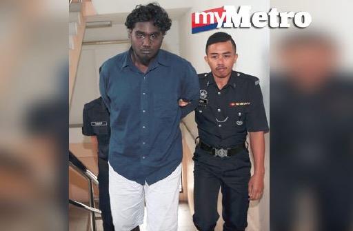 Hina Polis Di FB, Lelaki Ini Akhirnya Terima Hukuman