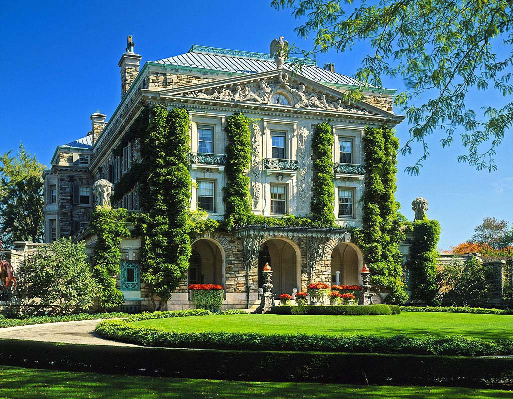 5 ws of design 5 ws of kykuit for Home estate