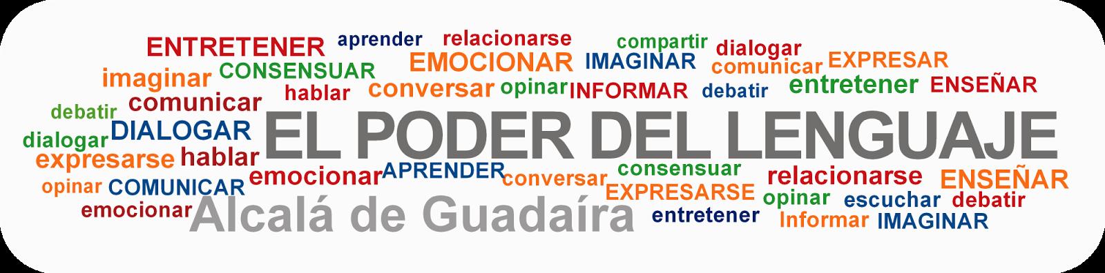 EL PODER DEL LENGUAJE   Alcalá de Guadaíra