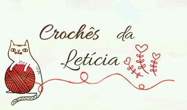 Crochês da Letícia