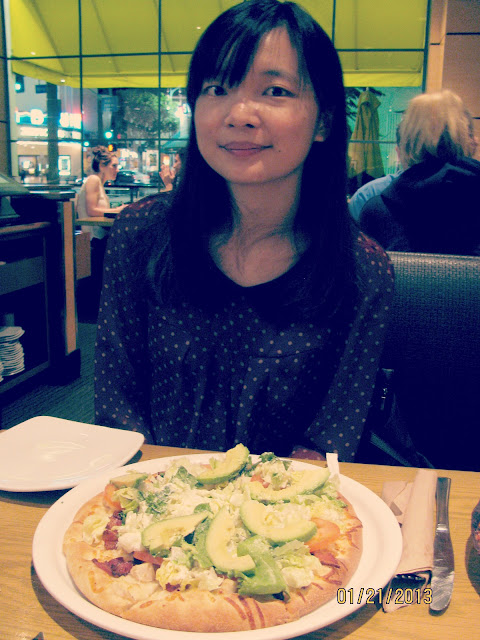 CPK California Club Pizza