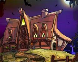 Halloween Haunted House Escape
