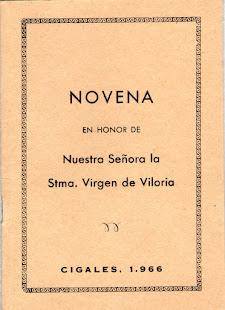 Novena 2015, nueve catequesis - PRIMER ANUNCIO