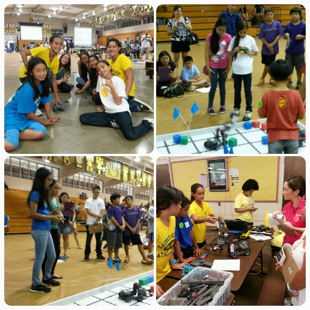 VEX Robotics Teams for Sacred Hearts Academy STEM Education