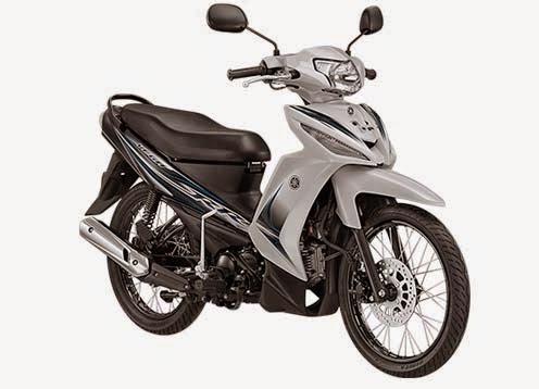 Motor Yamaha Vega RR