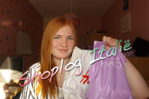 Shoplog Italië - Feb 2015