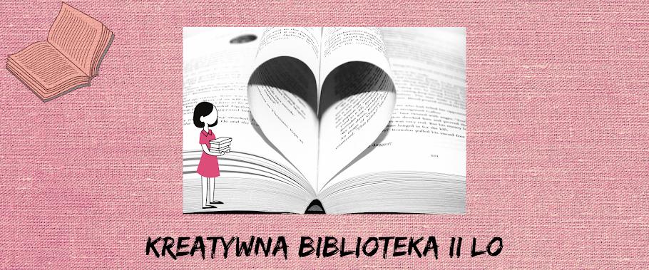 Kreatywna biblioteka II LO w Gdańsku