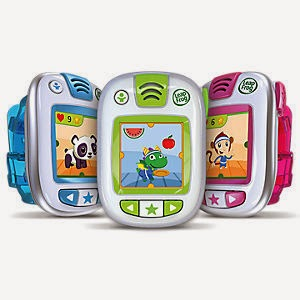 Leapfrog Leapband fitness activity tracker for kids