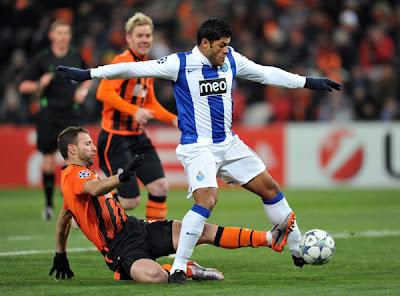 Shakthar Donetsk 0 - 2 FC Porto (1)
