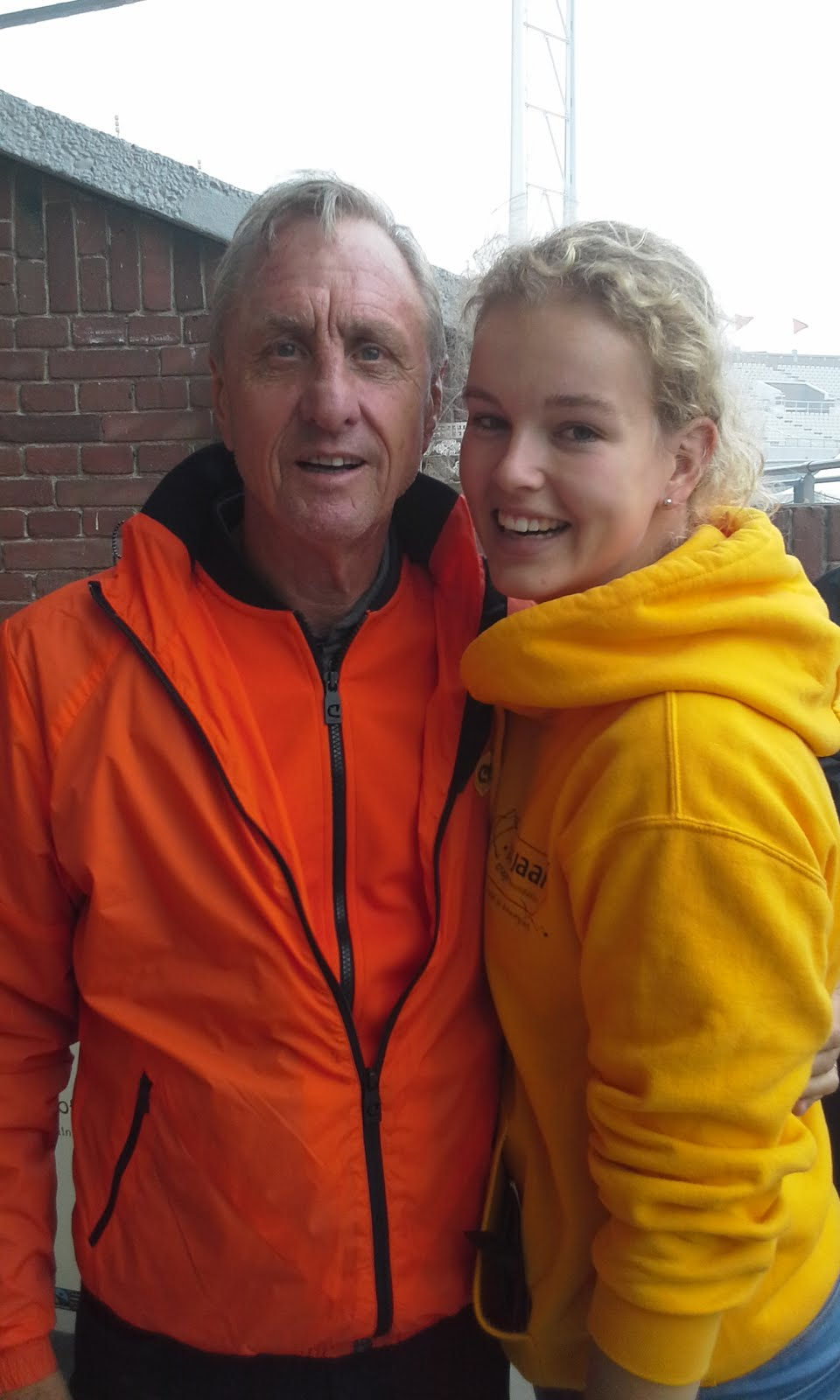 Nieuwe blog Parasporter Sygrid staat online!