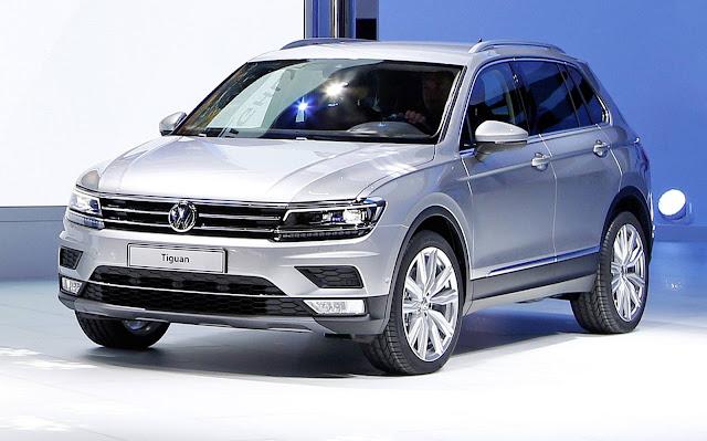 Nova VW Tiguan 2017
