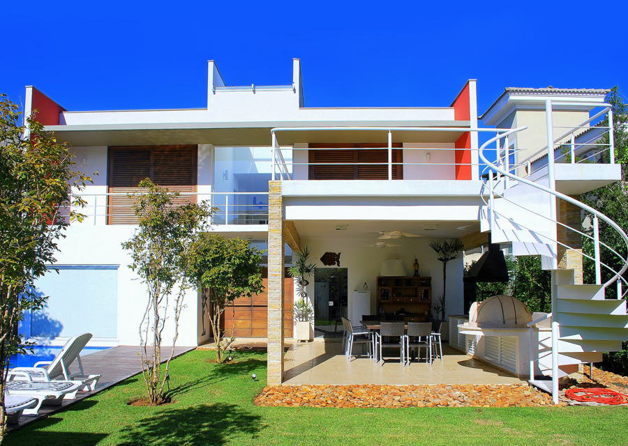 Fachadas de casas de co fachadas de casas de luxo e modernas for Fachadas de casas modernas wikipedia