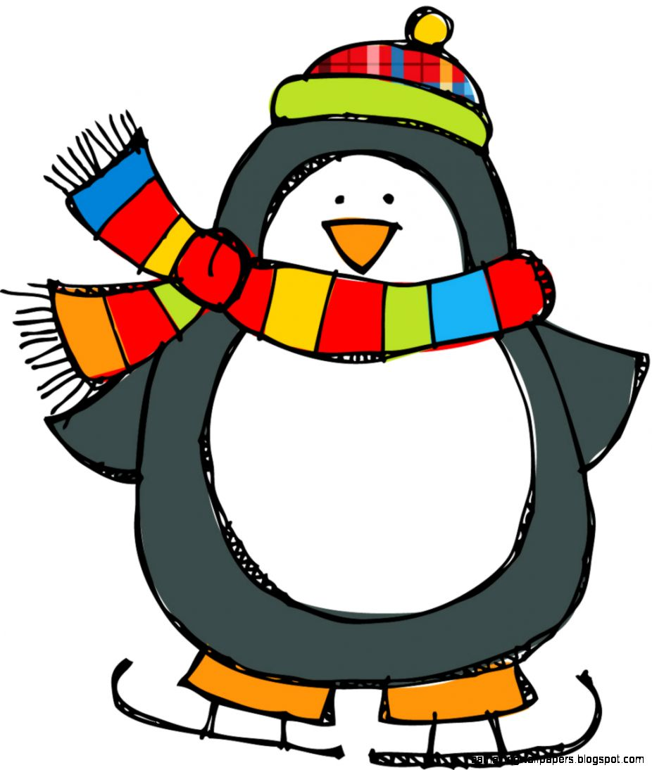 January Winter Clipart   Clipart Kid