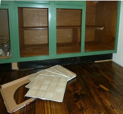5 acres a dream lining cabinet shelves without shelf paper for Why are cabinets so expensive