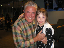 Chloe meets Clint Hurdle - Manager of the Pittsburgh Pirates