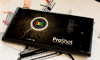 تحميل تطبيق الكاميرا ProShot كامل