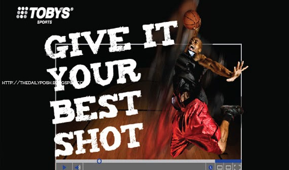 Contest Alert: Toby's Sports Give It Your Best Shot