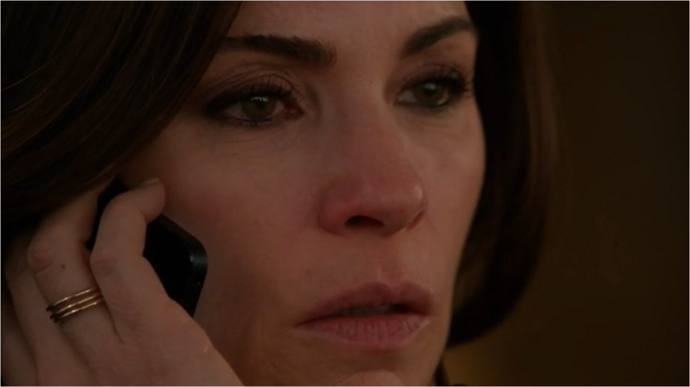 The Good Wife S05E16. The Last Call