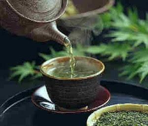 Chinese Diet Green Tea