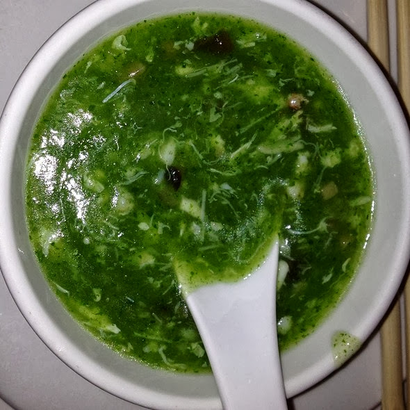 Article Cosmos: Cream of Spinach Soup - Quick Recipe