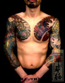 Traditional Japanese Tattoos on Pinterest  Irezumi Traditional