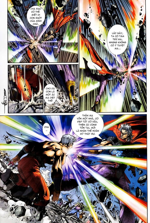 Thần Binh Huyền Kỳ II Chap 100 - Trang 19