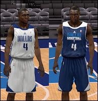 NBA 2K13 Dallas Mavericks Practice Jersey Patch