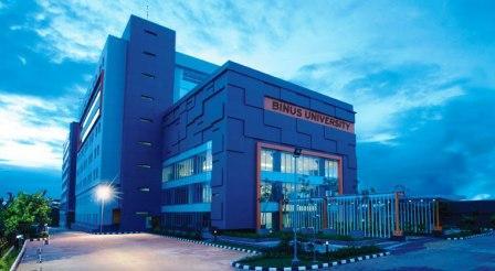 Jadwal Penerimaan Mahasiswa Baru Universitas BINUS Area Luar Jakarta