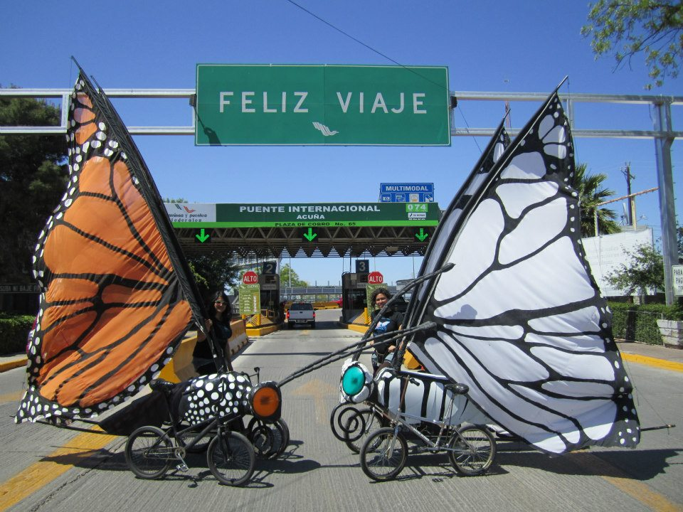 Follow Picture to see AUSTIN BIKE ZOO, the 2016 Fort Worth Parade of Lights Grand Prize Winner.