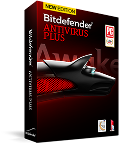 BitDefender AntiVirus Plus 2014 Build 17 box