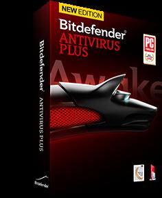 BitDefender AntiVirus Plus 2014 Build 17 box