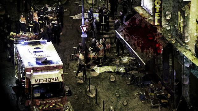 Brutales Videos del Viernes sangriento en París