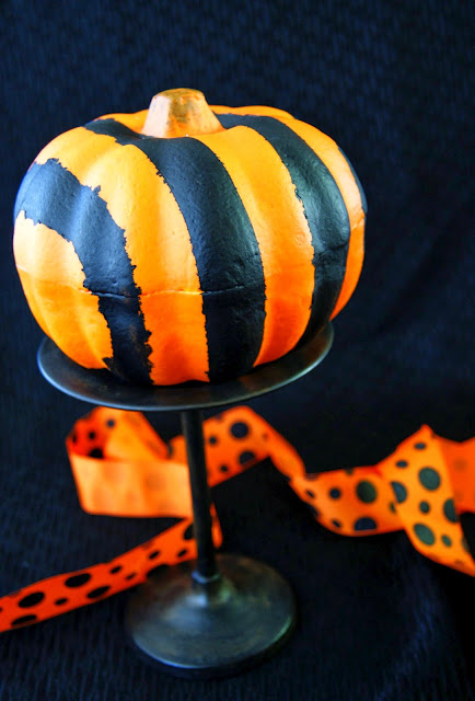 Fast Striped Pumpkins