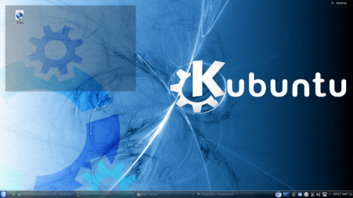 Kubuntu 14.04 Freedom