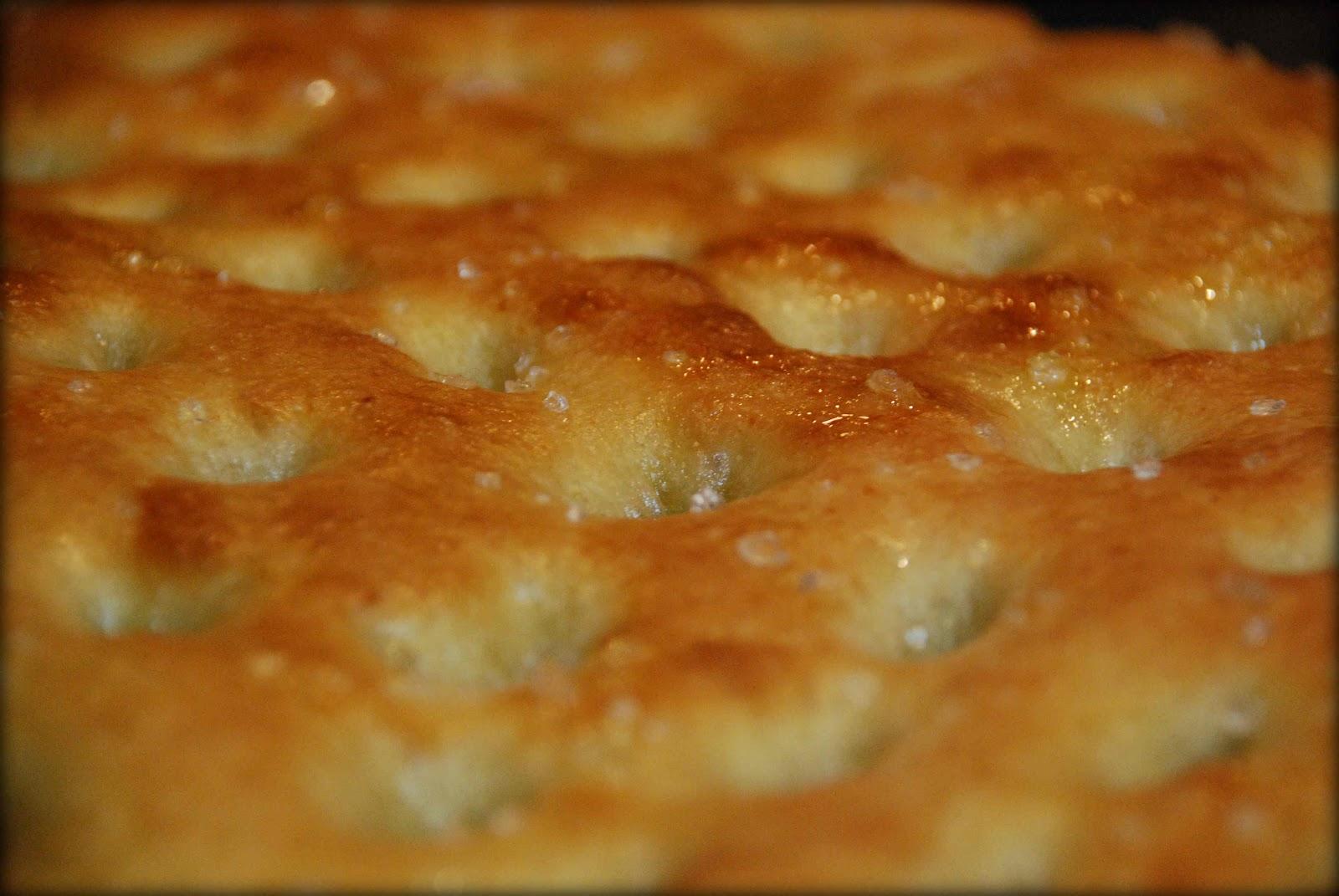 focaccia cherry almond focaccia sour cherry and rosemary focaccia ...