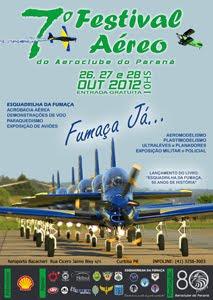7º FESTIVAL AÉREO - 7th AIR SHOW - CURITIBA - BRASIL