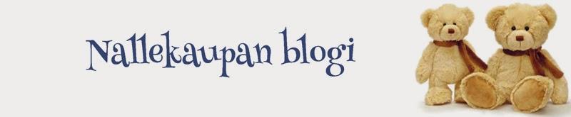 Lelukauppa Nallekaupan blogi