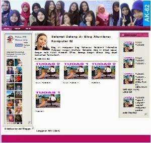 Membuat Blog untuk Info Tugas dan Nilai Mahasiswa