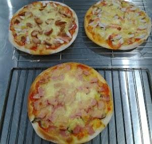 Kelas DIY Thin pizza crust RM250