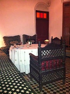 restaurant at fes