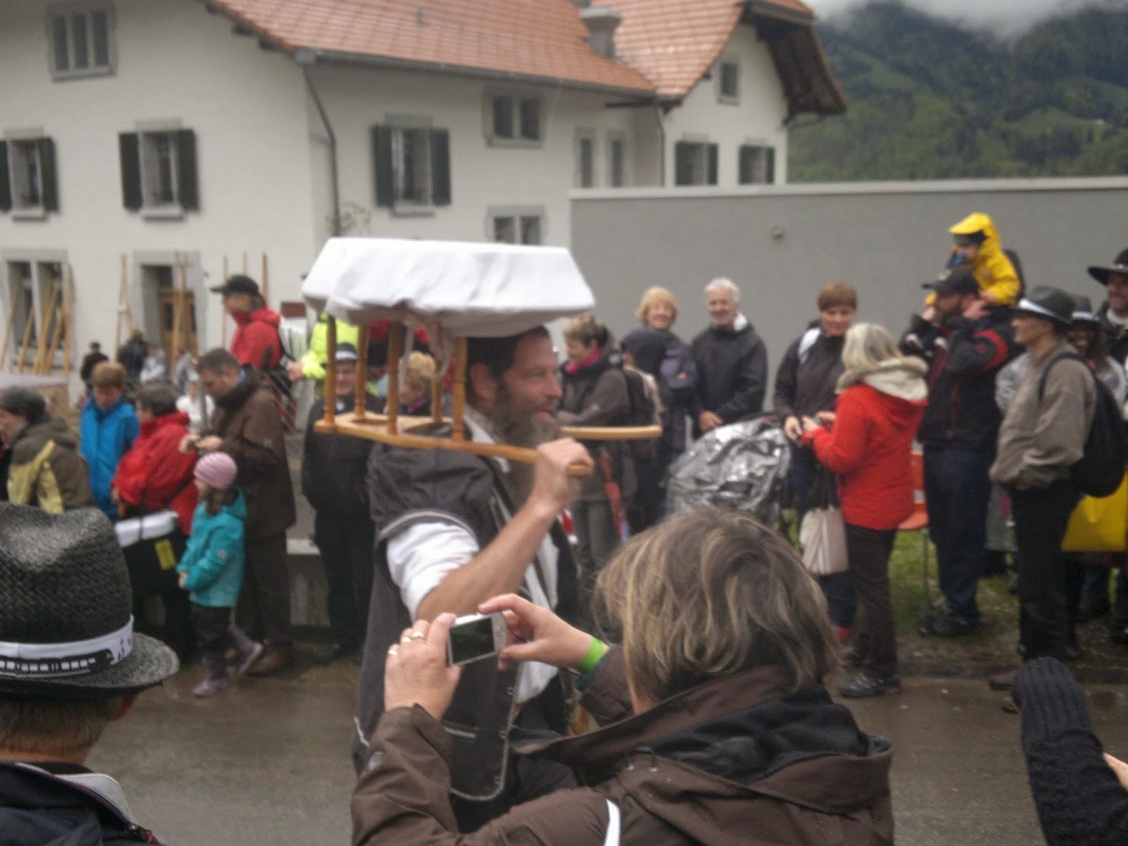 Tradição Suíça!