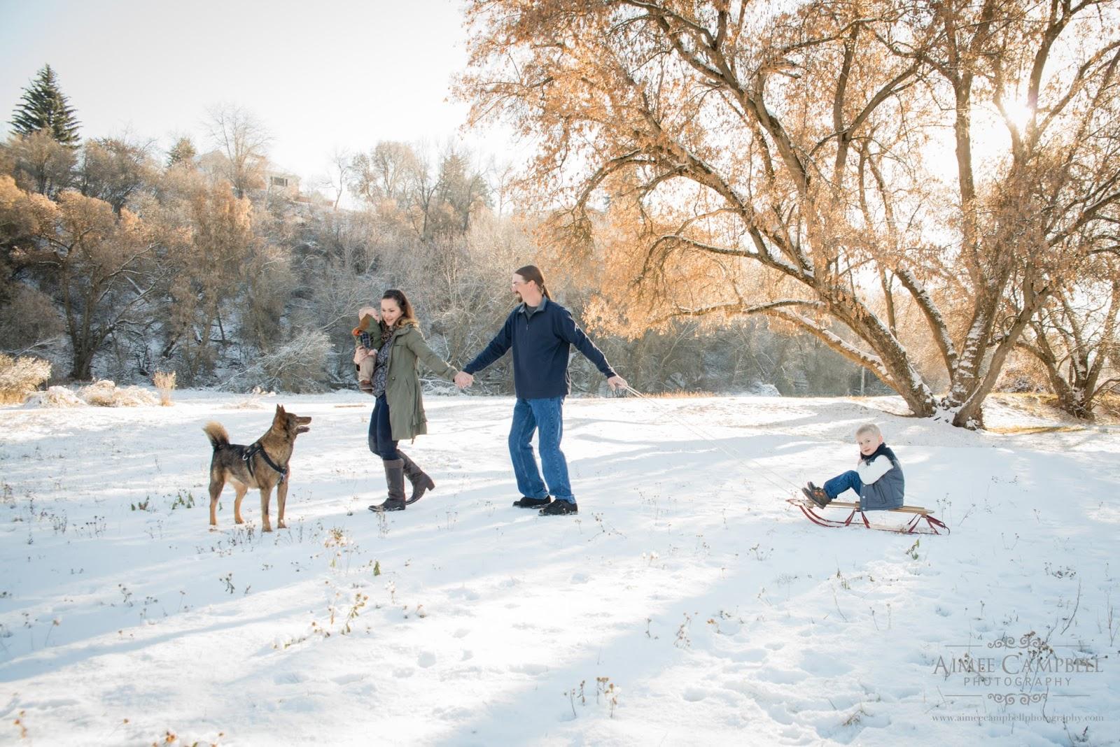 Family Pictures Logan Utah