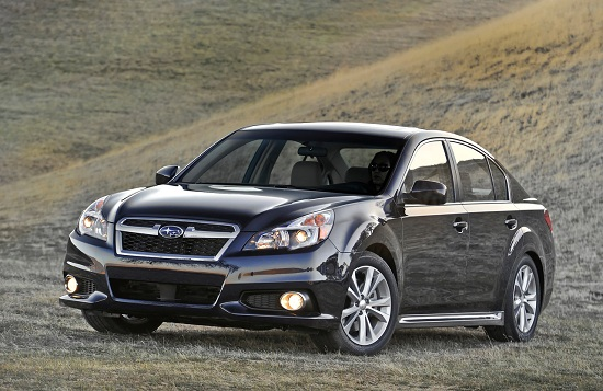2013 Subaru Legacy