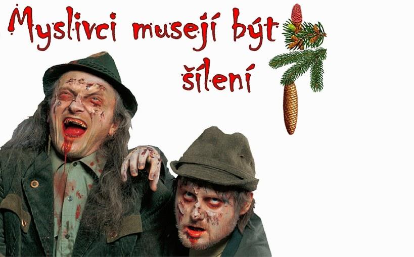 http://myslivci.blogspot.com
