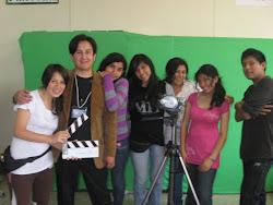 Alumnos del Taller de Cine y Tv